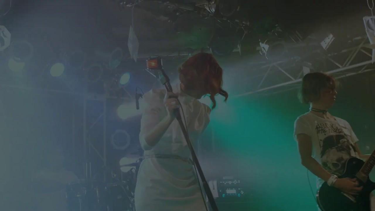 Ginger May Live at Crescendo Tokyo 23.11.19