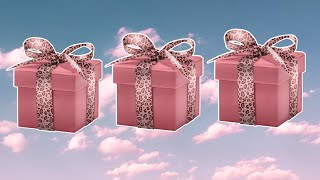 CHOOSE YOUR GIFT // ELIGE TU REGALO
