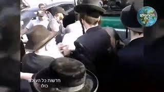 חסימות כבישים בירושלים במחאה נגד הגיוס thumbnail