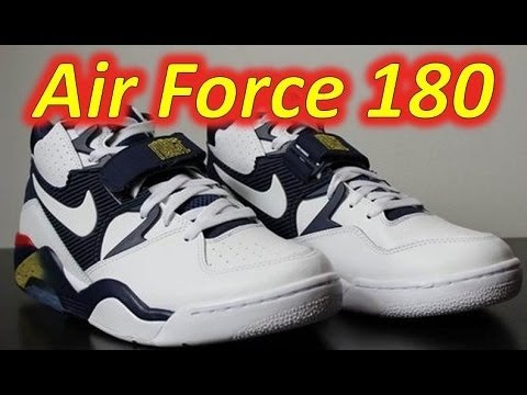 Feet Nike ReviewOn Force Olympics Air 180 Mid c3LRq54AjS
