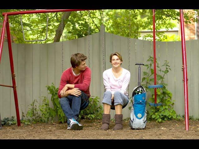 『(500)日のサマー』脚本家コンビによるロマンス!映画『きっと、星のせいじゃない。』予告編パート2