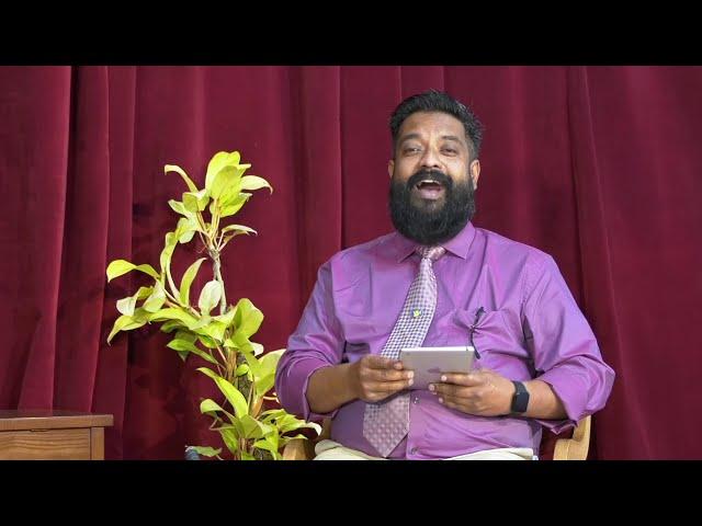 10 Kannada Sabbath School 1st Quarter 2021   Doing the Unthinkable