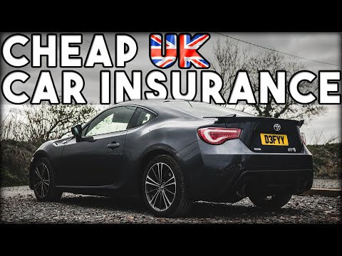 How To Get CHEAPER UK Car Insurance! *FREE & LEGAL*
