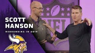 Scott Hanson on Having The Coolest Job In The NFL, Minneapolis Miracle Reaction   Minnesota Vikings