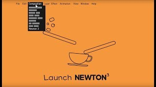 Newton 3.0 for After Effects | 2D physics engine for AE