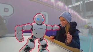 ВЛОГ Парад Роботов - Интерактивная, Развлекательно-познавательная выставка для детей