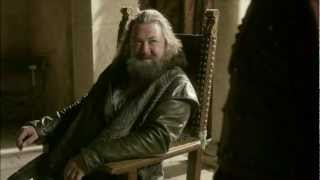 Robert Baratheon Laughing