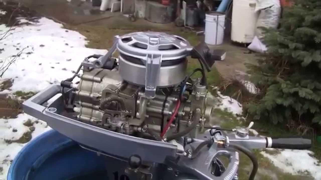 инструкция к лодочному мотору нептун 22- м