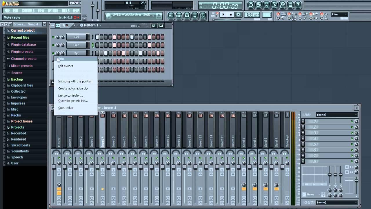 crear musica electronica online sin descargar