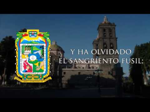 "Himno al Estado de Puebla - ""Himno al Estado de Puebla"""
