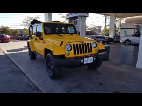 2017 Jeep Wrangler Mpg >> 2016 Jeep Wrangler Fuel Economy Review Fill Up Costs Youtube