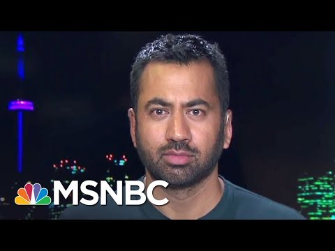 Kal Penn On Presidential Arts Committee Resignation  All In  MSNBC
