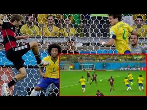 Germany 7-1 Brazil - Highlights  | Alemanha 7-1 Brasil - melhores momentos
