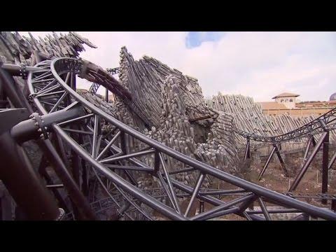 Klugheim Phantasialand - Die Bau Reportage ( Taron und Raik )