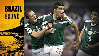 USA top CONCACAF, but will Mexico qualify for World Cup?   Brazil Bound