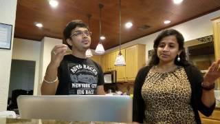 Download Hindi Video Songs - Endendu Ninnanu Marethu - Cover version Mix match by Vidya Daddaladka and Vijayeendra Rao