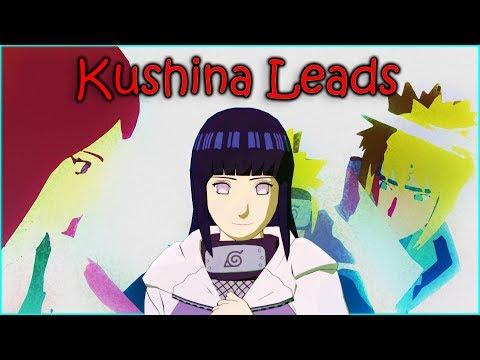 Hinata Trains with the Uzumaki Family - Naruto Shippuden Ultimate Ninja Storm Revolution Game |