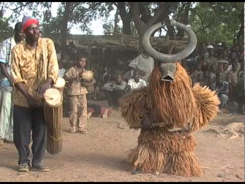 African Art: Mask Performances in the Winiama Village of Ouri, Burkina Faso, 2007