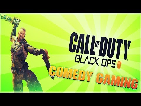 Black Ops 4 - Custom Death Match - RUIN SMASH - Comedy Gaming