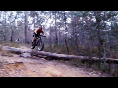 Nerang Mountain biking - Just Ride Social Tuesday's 12.07.2016