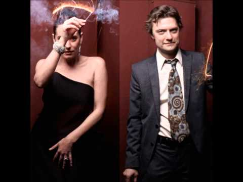 Paget Brewster Getting On with James Urbaniak
