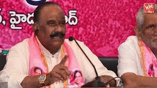 TRS Leader Mahmood Ali Gets Home Ministry |  Nayini Narasimha Reddy | KCR | Telangana | YOYO Times