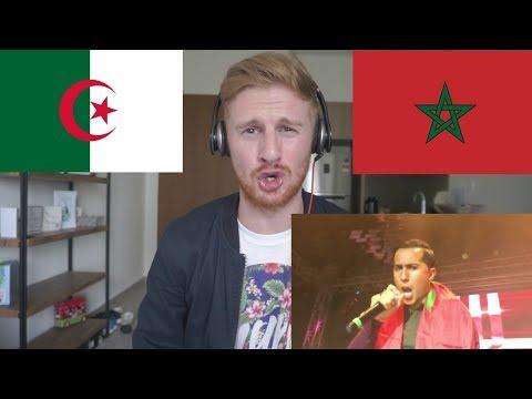 Aymane Serhani - HAYAT (Clip Selfie) // ALGERIAN/MOROCCAN MUSIC REACTION