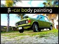Fiat 128 - Car body painting
