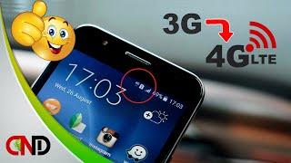 trik ubah paksa sinyal android dari 3g ke 4g tanpa aplikasi