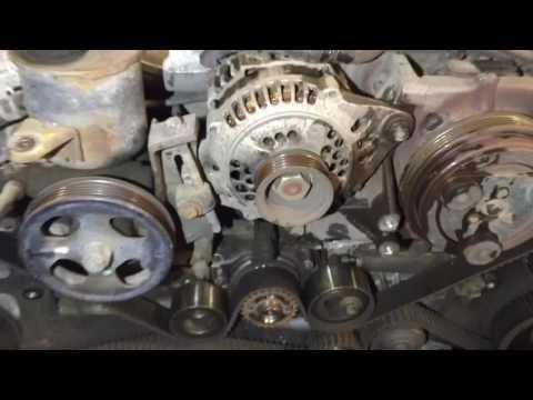 Subaru Engine Noise - Subaru Timing Belt Idler Pulley Noise