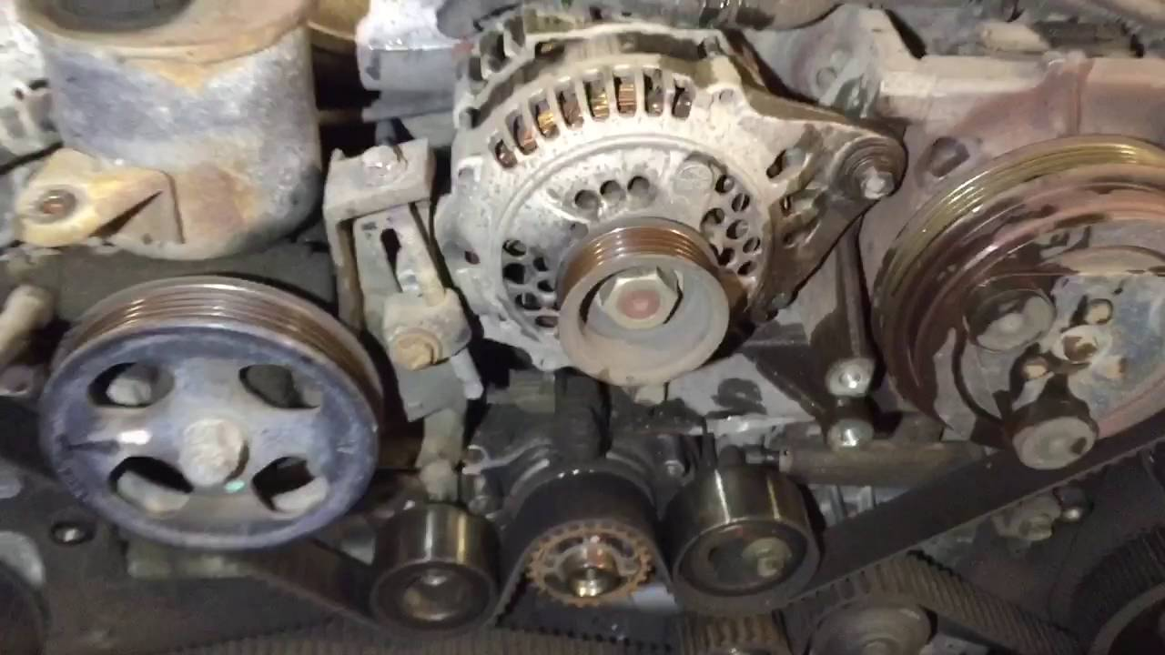 subaru engine noise