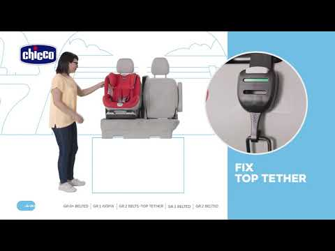 How To Install Seat Up 012 - Chicco - (English)