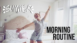 Summer Morning Routine 2017! ☀️