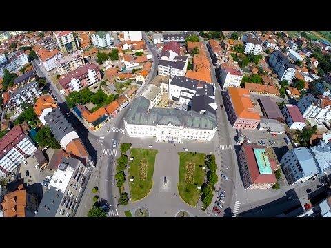 Bijeljina 2015 - Snimci iz zraka - Aerial Footage