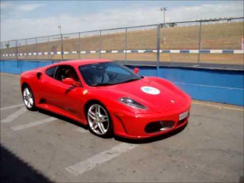 Ferrari F430 Hot Lap In Experiment Motors 2011 No Autdromo De