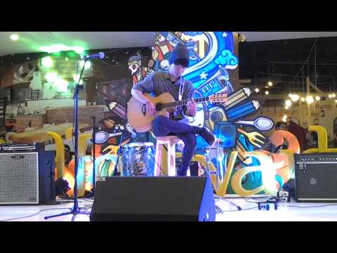 17 .D'FestivART: Guitar Night Show ~ Kelvin IFGC - You Are The Hero (WINGS)