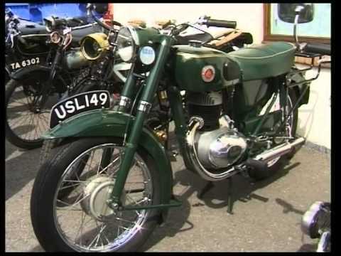 CLASSIC BRITISH motorcycles 100 YEARS OF MOTOREYELING