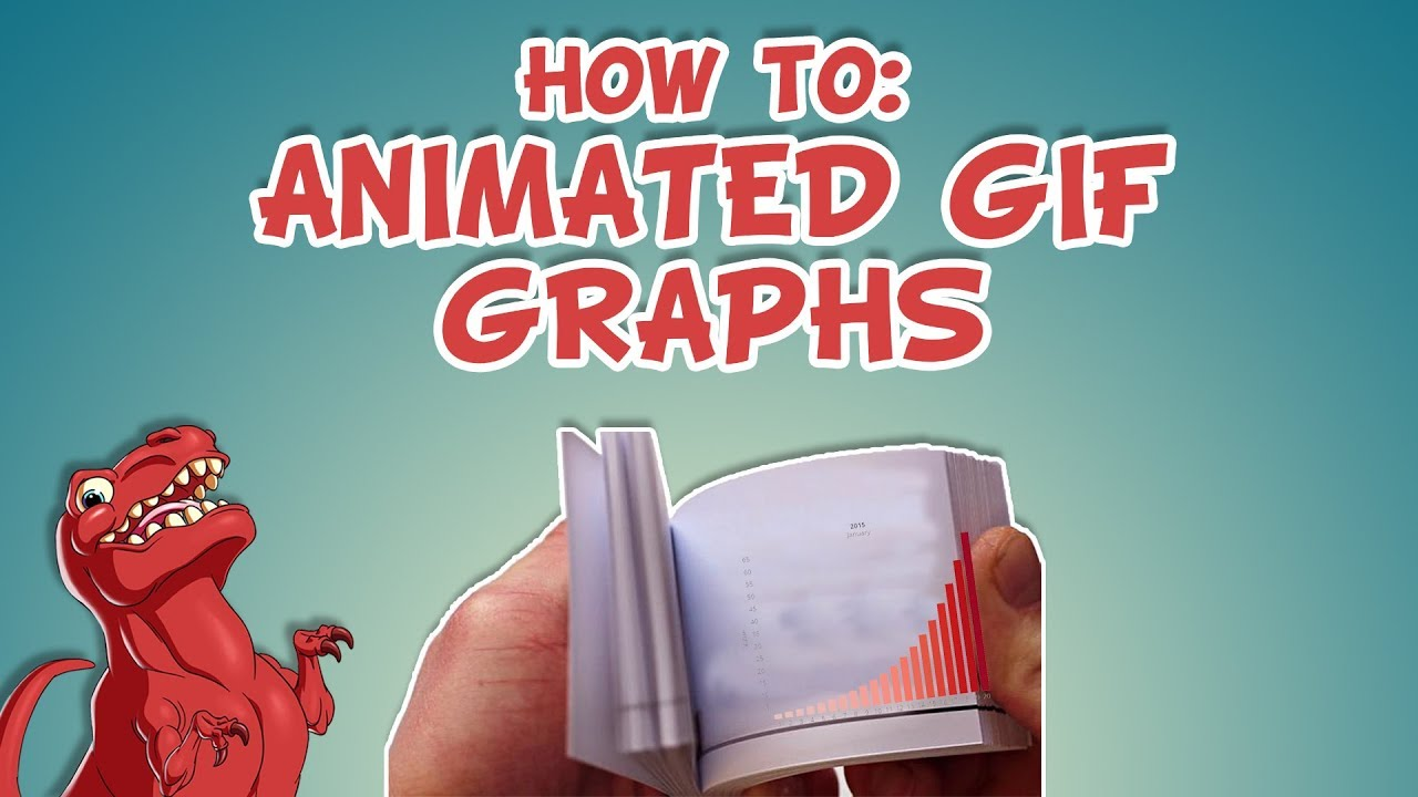 How To Make Animated Graph Gifs  Datasaurusrex