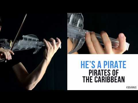 Violin Tutorial | He's A Pirate (Pirates of the Caribbean