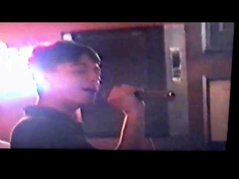 Imagine (Karaoke) - Ian Redpath (Malaga, Spain 1999)
