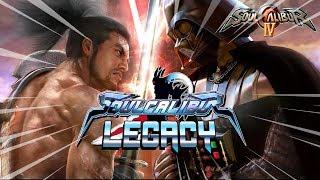 SOUL STAR CALIBUR WARS ...Soul Calibur IV- 2008: Soul Calibur Legacy