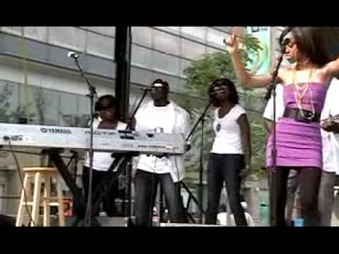 Universal Motown Artist, Suai - LIVE! Pt 1