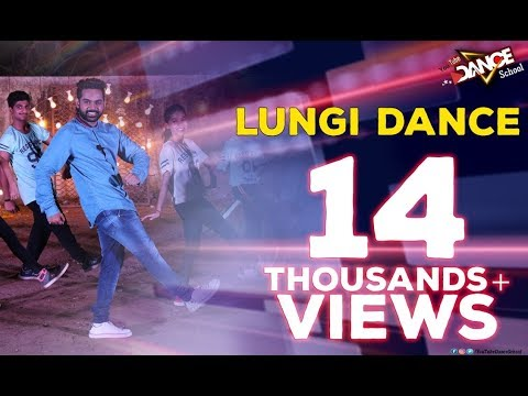 Lungi Dance Video Song |Shahrukh Khan|Deepika Padukone|Prince Gupta|Youtube Dance School|