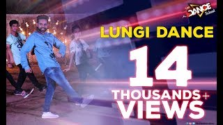 Lungi Dance Video Song |Shahrukh Khan|Deepika Padukone|Prince Gupta|Youtube Dance School|