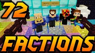"Minecraft Factions VERSUS: Episode 72 "" WOOF & PRESTON RAID A HACKER!"""