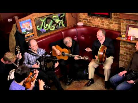 Galway Arms Sunday Session - Paddy Homan & Friends - The Boys of Fair Hill