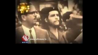 Death Secrets - Ernesto Che Guevara, Cuban Revolutionary leader - Che