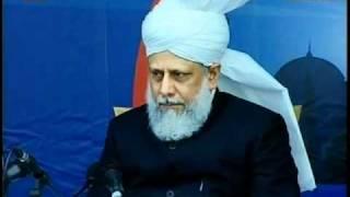 Nazm - Hay Shukkar Rabbay AzWa-Jal Ladies Ijtema Ahmadiyya Muslim Jama'at UK-2009.