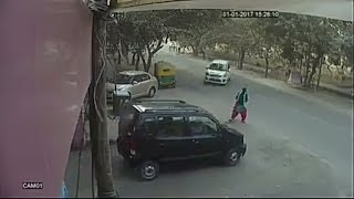 अगर आपका दिल कमजोर है तो इसे ना देखे ।। पहली बार इंडियन पुलिस टाइम पर पहुची ।।