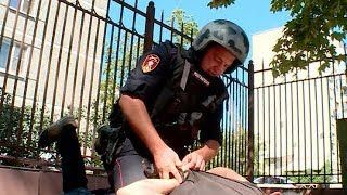 Молниеносное реагирование: Росгвардия проводит учения и инструктаж охраны в школах Краснодара